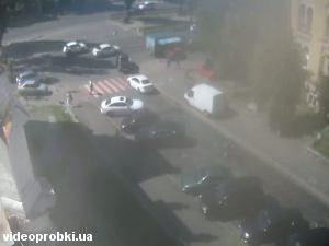 улица Михаила Коцюбинского - бульвар Шевченка