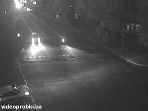 пересечение ул. Боженко, ул. Короленковской и ул. И. Федорова