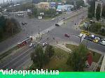 перекрёсток улиц Ярослава Ивашкевича, Автозаводской и Луговой