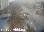 перехрестя вул. Полярна та вул. Бережанська