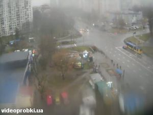 Polyarna street - Berezhanska street