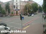 перетин вул. Велика Житомирська - вул. Володимирська