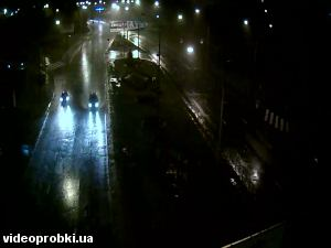 Moskovskyj Avenue  - Heroiv Stalingradu Avenue