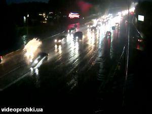 Chervonozoryanyj Avenue - Kirovogradska St.