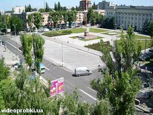 проспект Ушакова, площадь Свободы