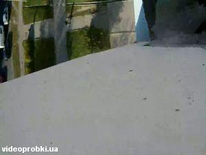 перехрестя вулиці Гвардійців Широнінців і вулиці Героїв Праці