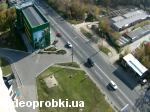 Oleksiya Derevyanka Street, (botanical garden)