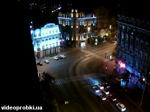 площа Конституції (Палац Праці)
