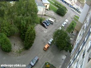 проспект Красной Калины, улица Гната Хоткевича