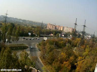 Запорожское шоссе, проспект Труда