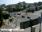 перехрестя вул. Любінської, вул. Д. Яворницького та вул. С. Петлюри