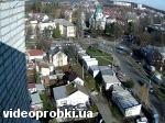 перекресток ул. Сяйво, ул. Широкой и ул. Левандовской