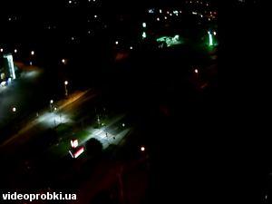 перекресток просп. Красной Калины и ул. Чукарина