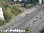 пересечение бул. Славы и просп. Героев