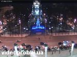 Sumska Street, Peremohy park (fountain)