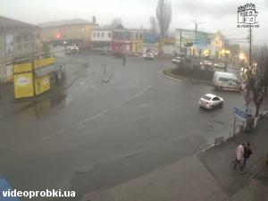 улица Грушевского - улица князя Константина Острозького