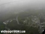 вулиця Максимовича (вид з телевежі)