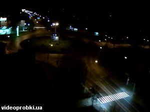 Перекресток улиц Ивана Выговского - Кульпарковской