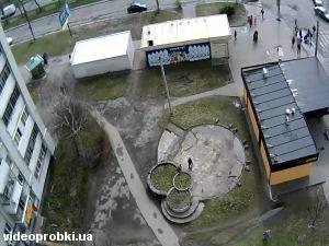 перекресток ул. Широкой и Субботовской