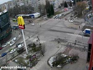 Поспект Юності - вулиця Келецька