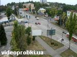 перекресток Ленинского проспекта и улицы Куйбышева