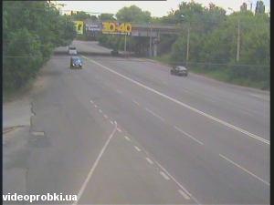 Moskovskyi avenue - Okruzhna road