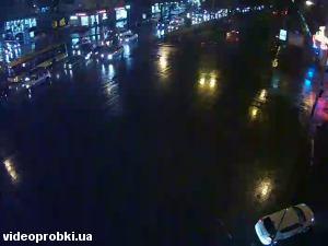 улица Кутузова - бульвар Леси Украинки
