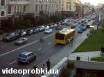 Poshtova Sq, Naberezhne avenue